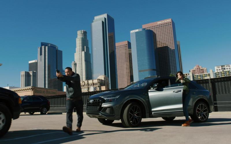 Audi Q8 Car in NCIS Los Angeles S12E09 A Fait Accompli (2)