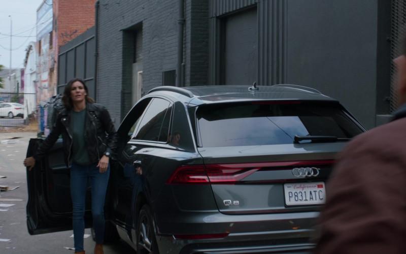 Audi Q8 Car of Daniela Ruah as Kensi Blye in NCIS Los Angeles S12E08 (3)
