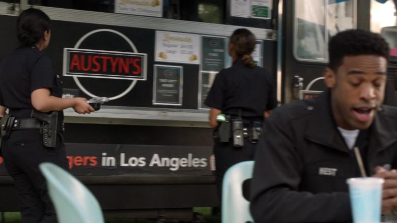 Austyn's Burger Truck in The Rookie S03E04 Sabotage (2021)