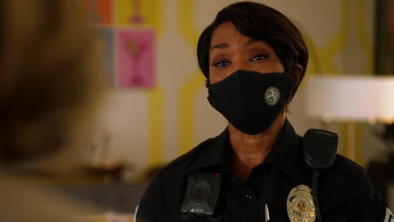 Axon Body Camera of Angela Bassett as Athena Carter Grant Nash in 9-1-1 S04E01 (2)