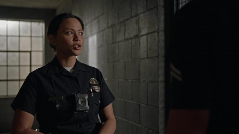 Axon Body Cameras in The Rookie S03E01 (1)