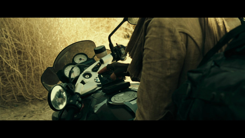 BMW K 1200 R Motorcycle of Milla Jovovich as Alice in Resident Evil Extinction (3)