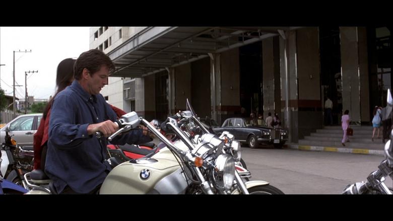 BMW R 1200 C motorcycle in Tomorrow Never Dies (1997)