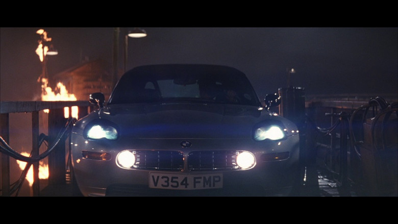 BMW Z8 Car in The World Is Not Enough (1999)