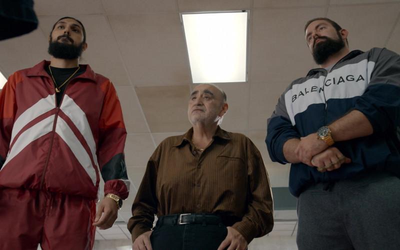 Balenciaga Men's Jacket in Cobra Kai S03E06 King Cobra (2021)