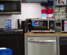 Black + Decker Microwave Oven in Superstore S06E07 The Trou...