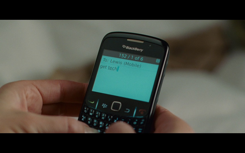 Blackberry Mobile Phone in Hanna (2011)