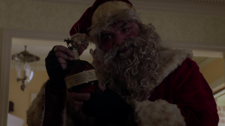 Blanton's Single Barrel Bourbon in A Merry Friggin' Christmas (3)