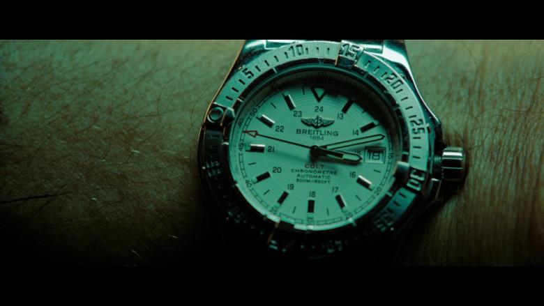 Breitling Aeromarine Colt II Men's Watch in The Taking of Pelham 123 (2009)