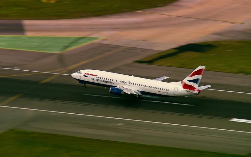 British Airways in Cash (2010)