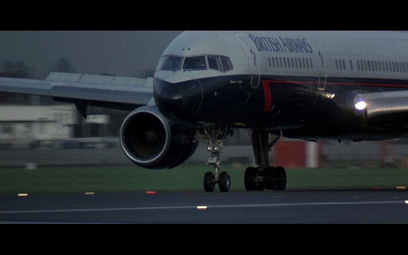 British Airways in GoldenEye (1995)