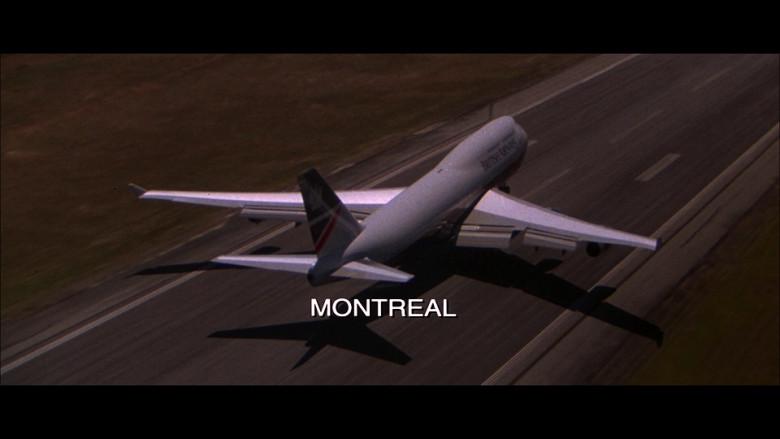British Airways in The Jackal (1997)
