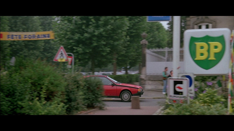 British Petroleum (BP) in A View to a Kill (1985)