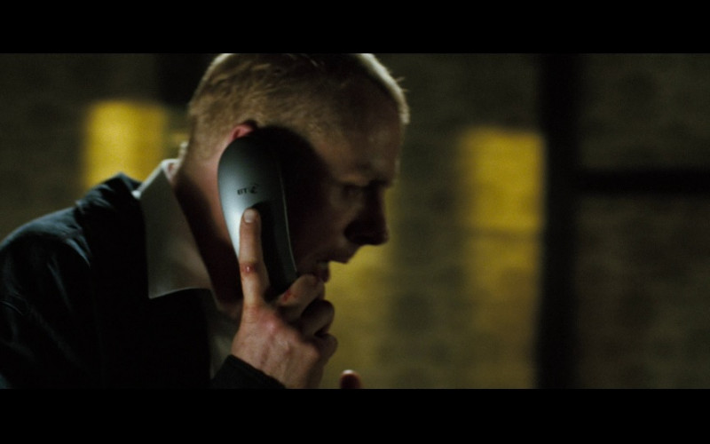 British Telecom (BT) Telephone in Hot Fuzz (2007)