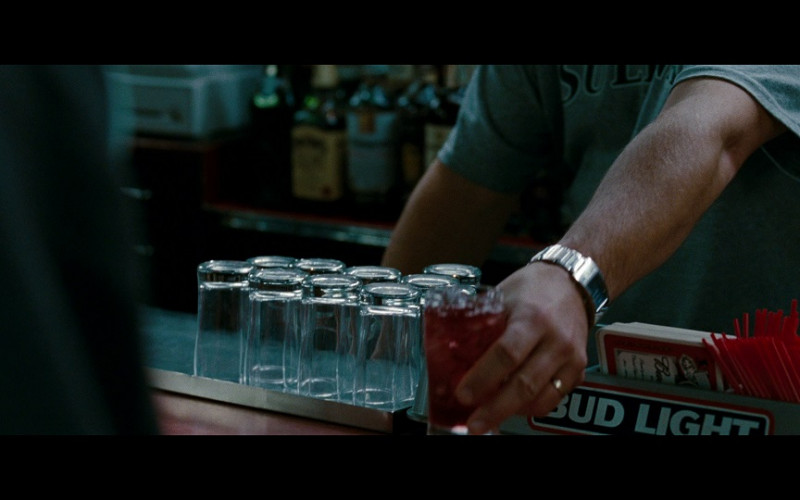 Bud Light Bar Napkin Straw Holder in The Town (2010)
