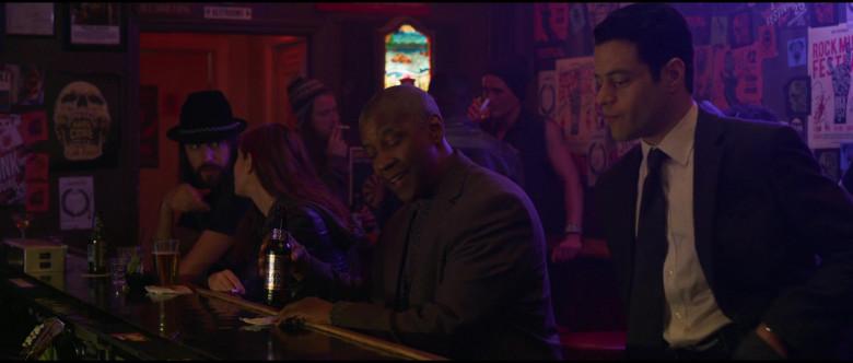 Bud Light Beer Enjoyed by Denzel Washington as Joe 'Deke' Deacon in The Little Things (1)