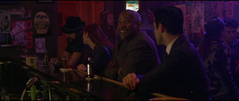 Bud Light Beer Enjoyed by Denzel Washington as Joe 'Deke' Deacon in The Little Things (2)