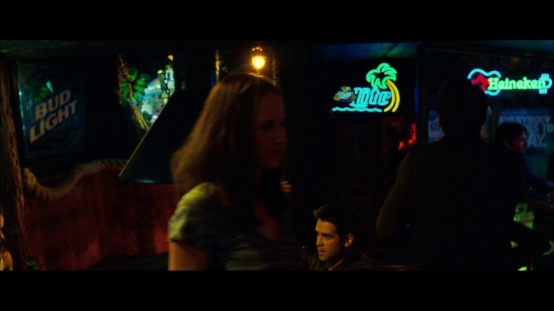 Bud Light, Miller Lite and Heineken Signs in S.W.A.T. (2003)