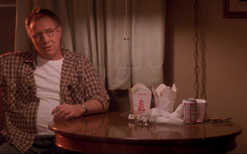 Budweiser Beer Can of J. T. Walsh as Lieutenant Colonel Matthew Andrew Markinson in A Few Good Men (1992)