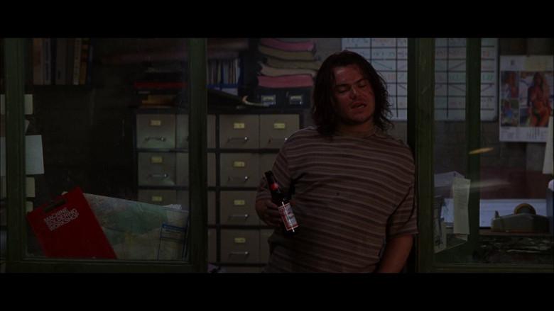 Budweiser Beer in The Jackal (1997)