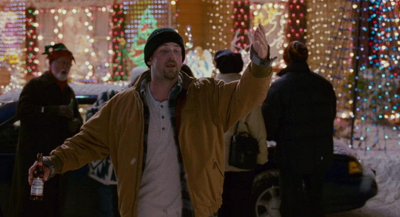 Budweiser Beer of Ty Olsson as Trucker in Deck the Halls (1)