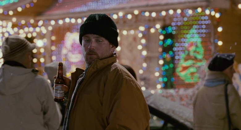 Budweiser Beer of Ty Olsson as Trucker in Deck the Halls (2)