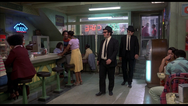Busch & Nehi in The Blues Brothers (1980)