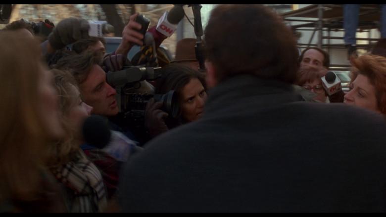 CNN Microphone in Ransom (1996)