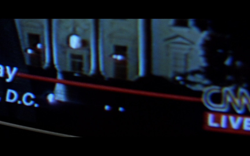 CNN TV Channel in The Peacemaker (1997)