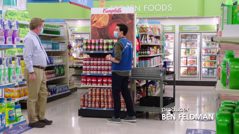 Campbell's in Superstore S06E07 The Trough (2021)
