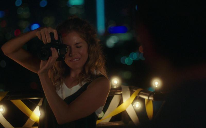 Canon Camera of Sienna Miller in Wander Darkly