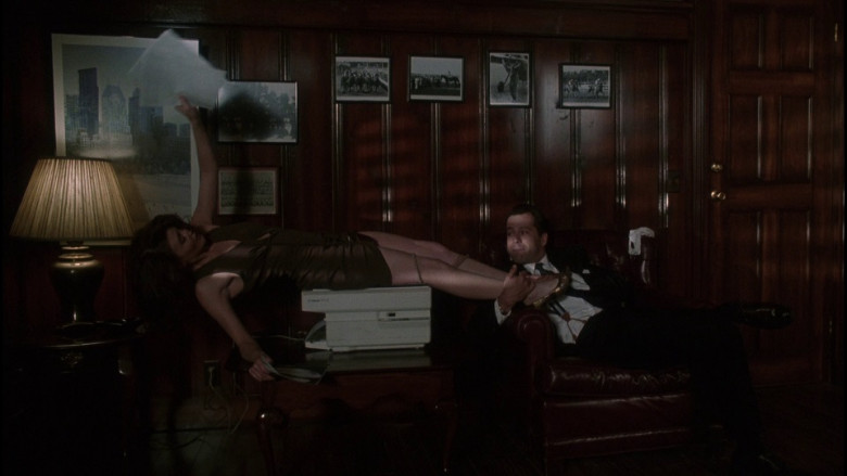 Canon Photocopier in The Bonfire of the Vanities (1990)