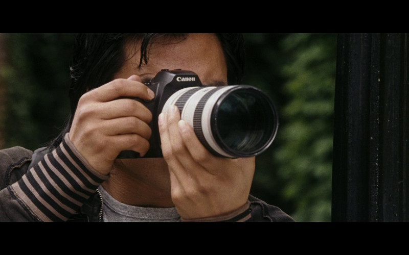 Canon Photography Camera in Hitch (2005)