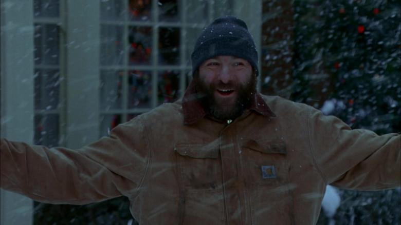 Carhartt Men's Jacket of Actor James Gandolfini as Tom Valco in Surviving Christmas Movie (1)