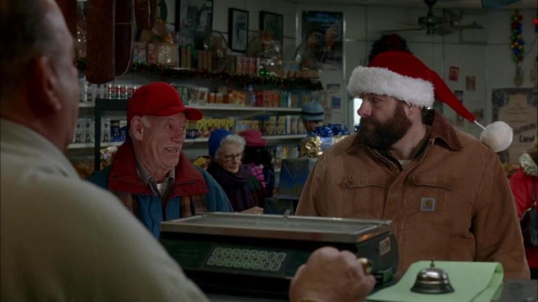 Carhartt Men's Jacket of Actor James Gandolfini as Tom Valco in Surviving Christmas Movie (3)