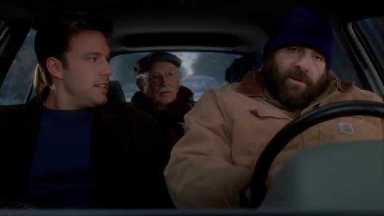 Carhartt Men's Jacket of Actor James Gandolfini as Tom Valco in Surviving Christmas Movie (4)
