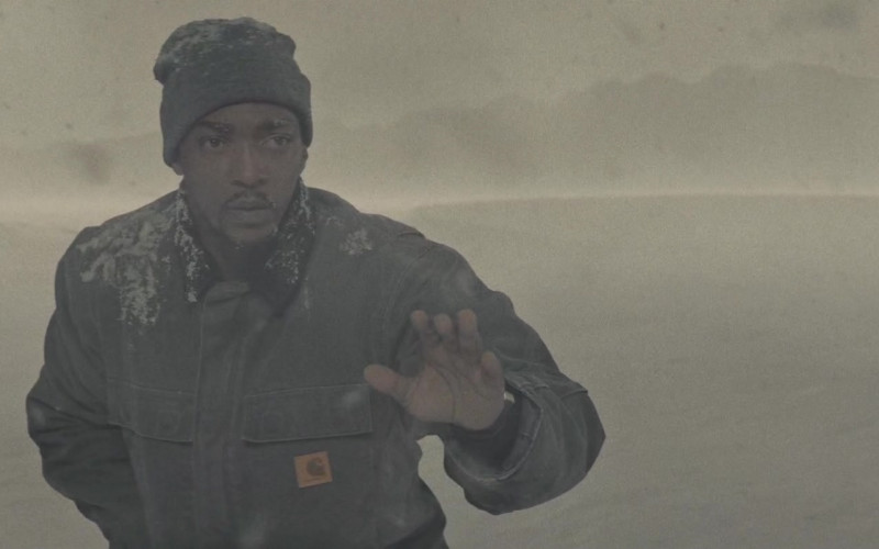 Carhartt Men's Jacket of Anthony Mackie as Steve Denube in Synchronic Movie (1)