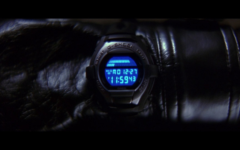 Casio G-Shock Men's Watch in Entrapment (1999)