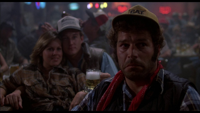 Caterpillar cap in The Blues Brothers (1980)