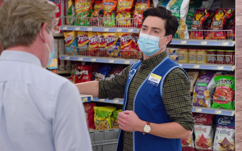 Cheetos, Fritos, Tostitos, Doritos, Funyuns, RW Garcia Snacks in Superstore S06E07 The Trough (2021)