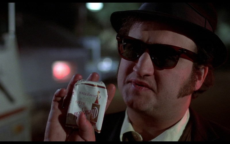 Chesterfield cigarettes in The Blues Brothers (1980)