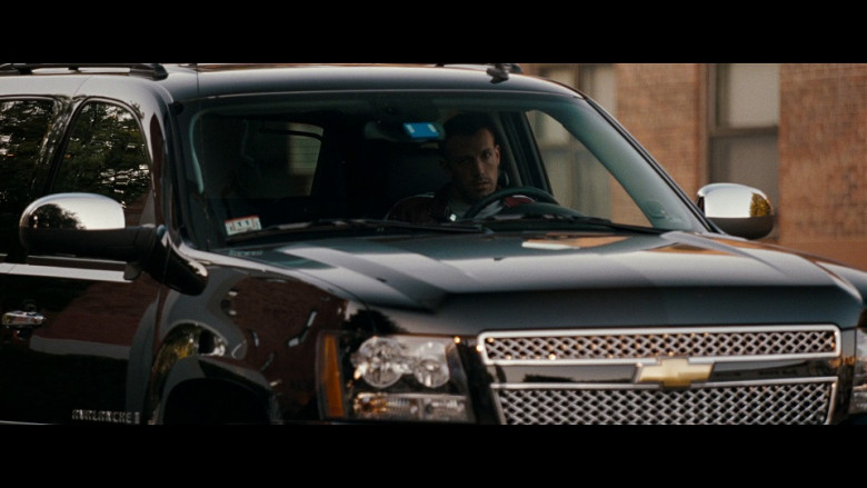 Chevrolet Avalanche Car in The Town (2010)