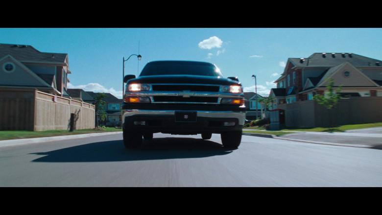 Chevrolet Suburban Cars in Resident Evil Apocalypse Movie (1)