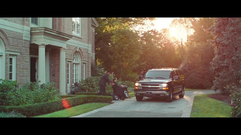 Chevrolet Suburban Cars in Resident Evil Apocalypse Movie (2)