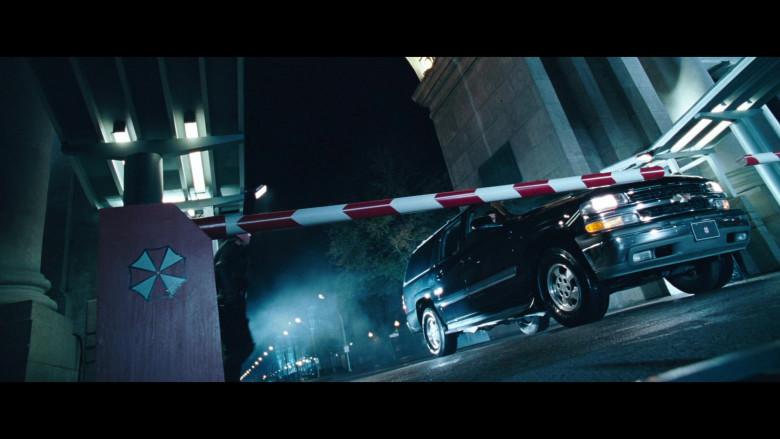 Chevrolet Suburban Cars in Resident Evil Apocalypse Movie (3)