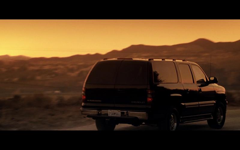 Chevrolet Suburban SUV in S.W.A.T. (2003)