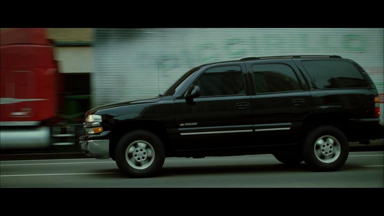 Chevrolet Tahoe Car in S.W.A.T. (2003)
