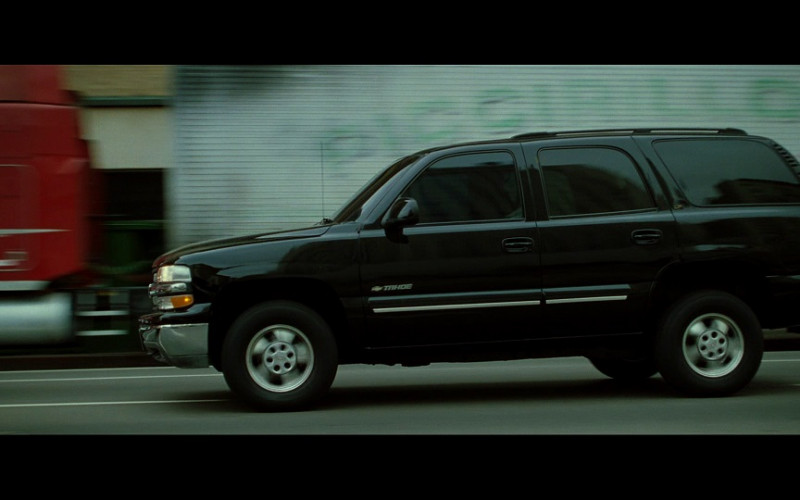 Chevrolet Tahoe Car in S.W.A.T. (2003)