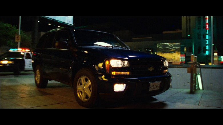 Chevrolet TrailBlazer Car in S.W.A.T. (2003)