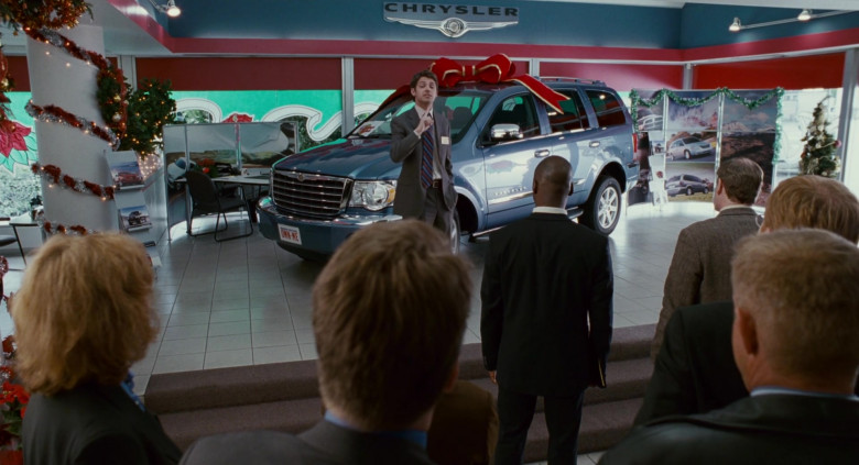 Chrysler Cars in Deck the Halls (1)